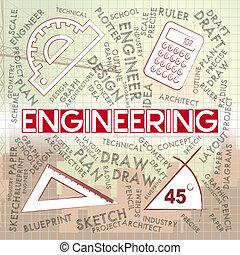 mecanica, trabalhos, carreira, engenharia, desenho, mostra