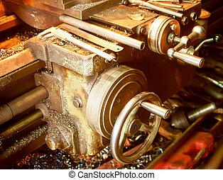 mecanizando