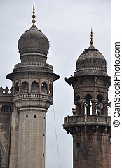 Mecca Masjid in Hyderabad