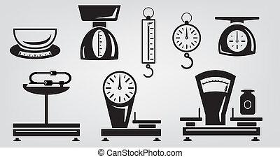 meccanico, scale cucina
