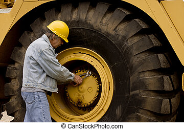mechanic equipment repair