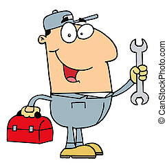 mechanic illustrations and clip art 68 819 mechanic royalty free rh canstockphoto com mechanic images clipart mechanic clipart