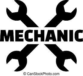 Mechanic Screw-Wrench