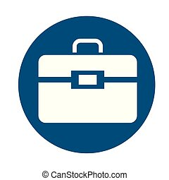 mechanic toolbox flat style icon