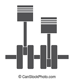 Mechanical Engineering Icon - Mechanical engineering concept...