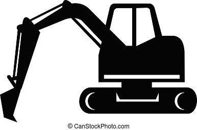 mechanical-excavator-side-retro_bw-cut
