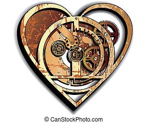 Mechanical Heart icon.