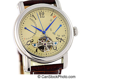 Mechanical men?s wrist watch