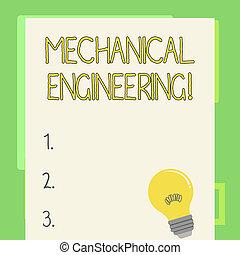 mechanika, spoczynek, pojęcie, kolor, tekst, zainteresowany, mechaniczny, engineering., lekki, pisanie, zastosowanie, treść, przemysłowy, paper., rozżarzony, czysty, bulwa, pismo, wnętrze, włókno