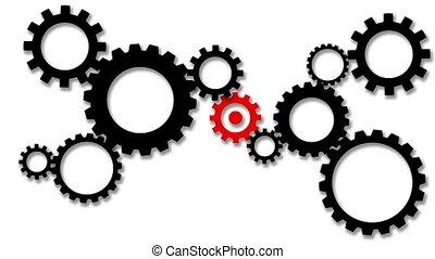 mechanism of interaction