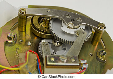 Mechanism rotary dial