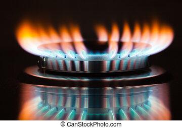 Mechero de gas llama natural stove quemador gas for Imagenes de gas natural