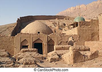 meczet, cemetry