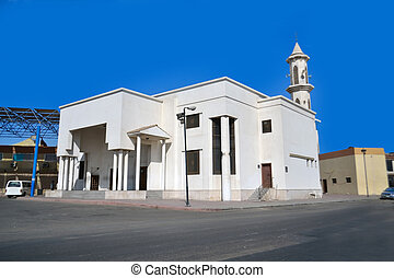 meczet, jeddah