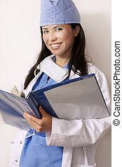 Med student - Medical practitioner, student, intern,...