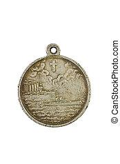 "Medal ""For the battle of"" Varyag ""and"" Koreans """""