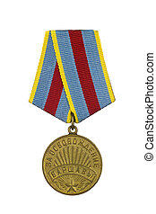 "Medal ""For the Liberation of Warsaw"""