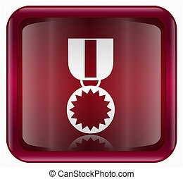 medal icon red