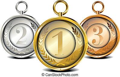 medal set
