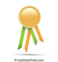 medals, írország