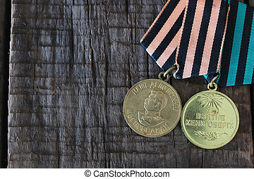 medals world war great composition - Awards of Merit in...