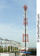 mededelingen toren
