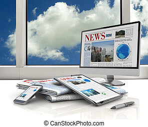 media, artikelen & hulpmiddelen, digitale