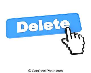media, guzik, -, delete., towarzyski