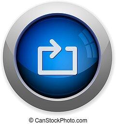 Media loop button