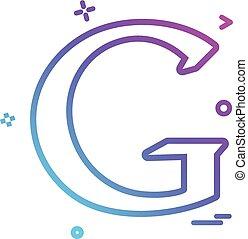 media network social google icon vector design