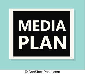 media plan concept