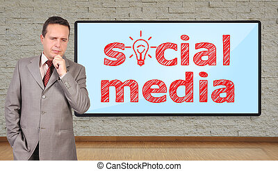 media, pojęcie, towarzyski