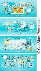 media, sociaal, analyse, strategie