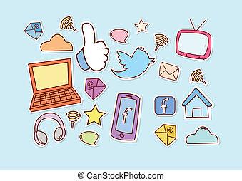 media, sociaal