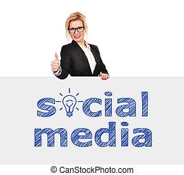 Media, sociale