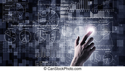 media, tecnologie, affari