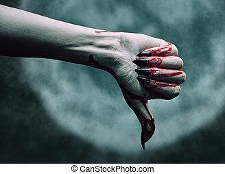 medianoche, vampiro