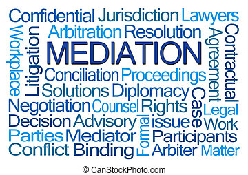 mediazione, parola, nuvola