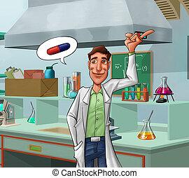 medic and medicine - medic talking about medicine