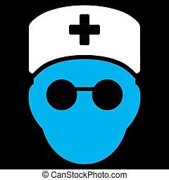 Medic Head Icon