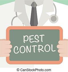 Medical Board Pest Control
