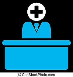 Medical Bureaucrat Icon