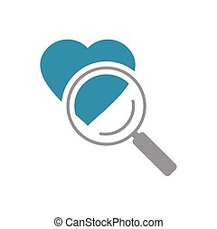 Medical check up icon grey and blue on white background for graphic and web design, Modern simple vector sign. Internet concept. Trendy symbol for website design web button or mobile app.