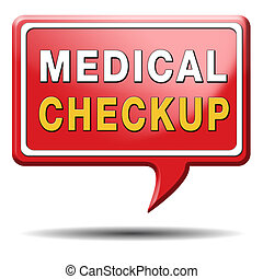 medical check up or physical examination best to have a yearly checkup healthcare investigation annual health exam periodic general preventive medicine