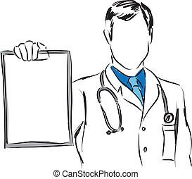 medical concepts 3 doctor illustration