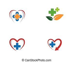 Medical cross vector icon