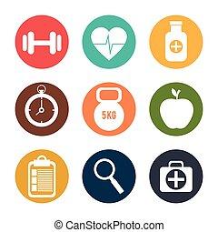 Medical digital design.