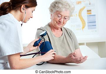 Medical exam