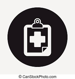 medical file icon