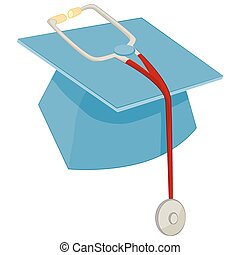 Medical Graduate Symbol